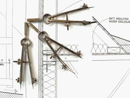 Architect's Tools Stock Photo - 614405