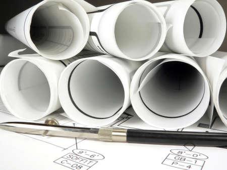 bluelines: Blueprints