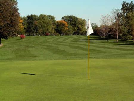 Golf Course Action Stock Photo - 619795