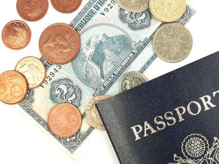 International Currency Reklamní fotografie