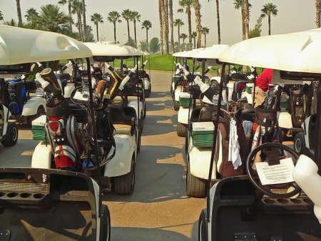 Golf Course Action Stock Photo - 619851