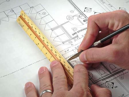 elevate: Blueprint Drawings