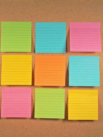 Bulletin Board Notes photo