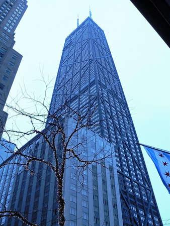 john hancock: Chicago John Hancock Center