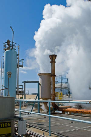 systems operations: The complex systems of an oil refinery and its operations