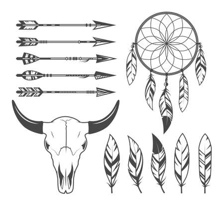 icons: Tribal icons
