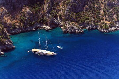Sailing Gulet Yatch