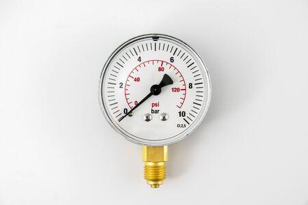 mechanical installation air pressure manometer