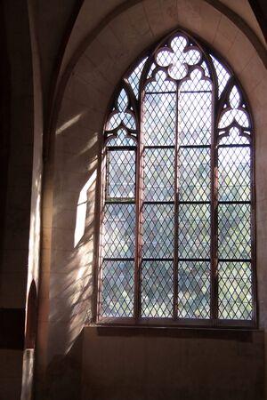 Abbey of Eberbach near Eltville Rhine, Germany