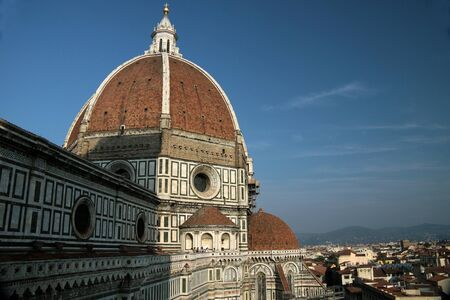 Cathedral Santa Maria del Fiore in Florence, Italy Stock Photo - 7116502