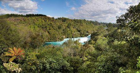 Huka Falls near Taupo, North Island, New Zealand Stock Photo - 10624058