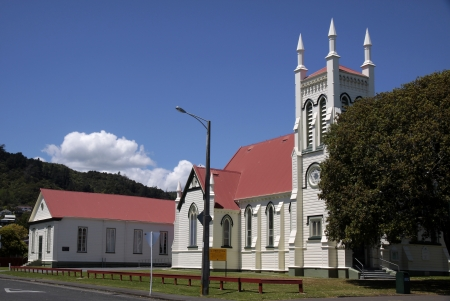 apostolic: Apostolic Church in Thames, Coromandel, New Zealand