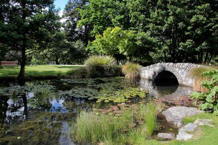 Queenstown Gardens photo