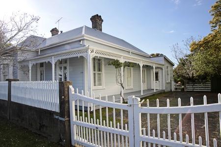 Historisches Haus in Coromandel Stadt