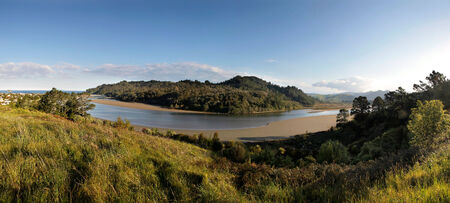 tortuous: Otahu River near Whangamata, Coromandel Peninsula, New Zealand