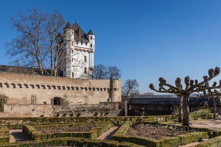 electoral: Electoral Castle of Eltville Rheingau Hesse Germany
