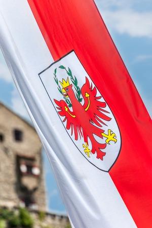 Flag of South Tyrol