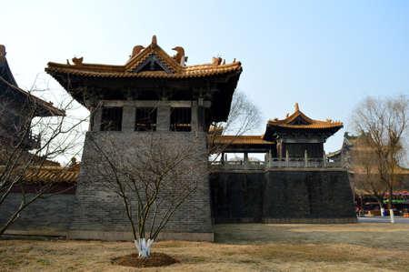 song dynasty: Building in the Shuihu City, Jiangsu, Wuxi