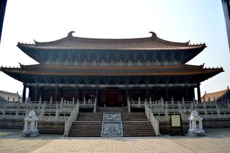 Building in the Shuihu City, Jiangsu, Wuxi