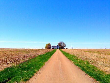 A beautiful little farm near Peach Bottom, PA.