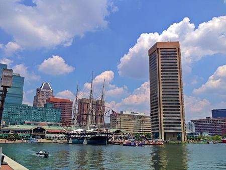 Baltimores Inner Harbor