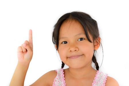 cute asian girl of thailand southeast asia