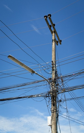 disordered: disordered electricity post