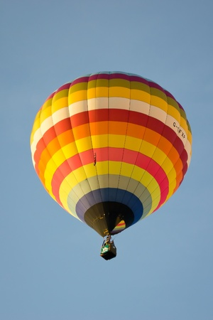 Thailand International Balloon Festival 23 -25 November 2012 at chiangmai Thailand Editorial