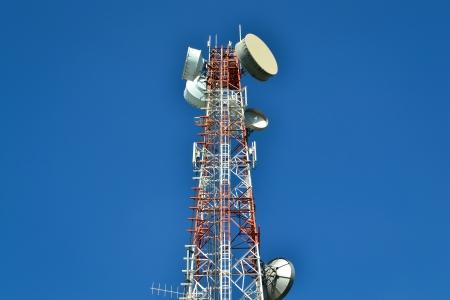 Antenna Tower of Communication photo