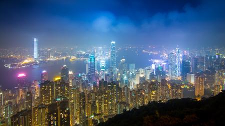 The Peak Of Hong Kong
