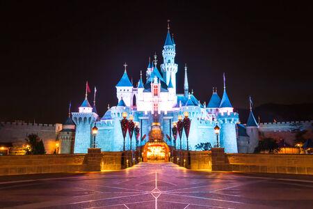 Beautiful Castle Editorial