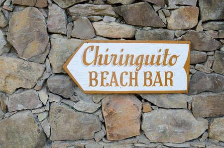 Aanmelden voor een Chiringuito in Spanje