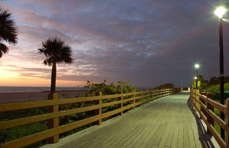 Miami Boardwalk photo