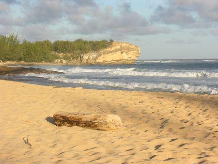 kauai: shipwreck beach kauai
