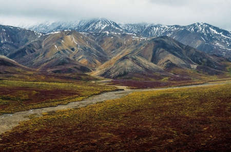 polychrome: Polychrome Glaciers in Fall