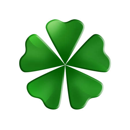 5 leaf clover Stock Photo - 7870727