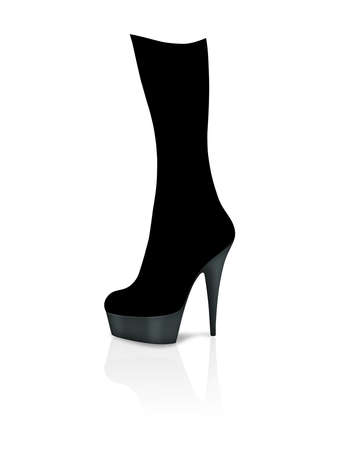 stilletto: Stiletto boot