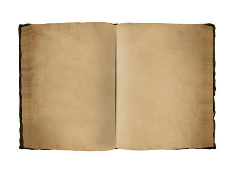 book: Old book