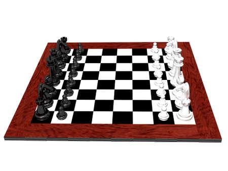 Chess game 스톡 콘텐츠