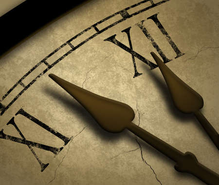 orologi antichi: Tempo