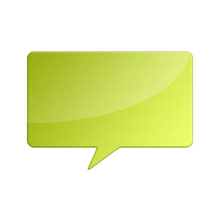 feedback: Comment Bubble Stock Photo
