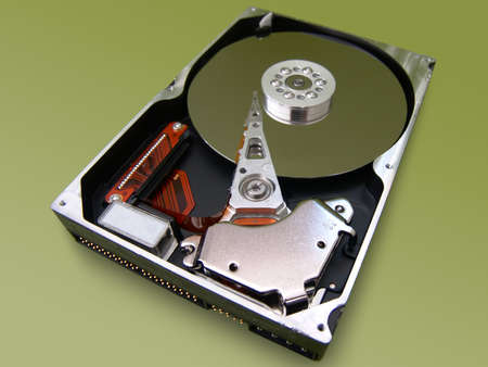 Hard disk drive Stock Photo - 7963725