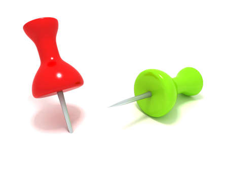 pinboard: Office push pins