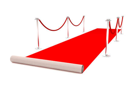 customs and celebrations: Red carpet event
