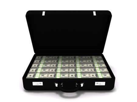 Million dollar briefcase