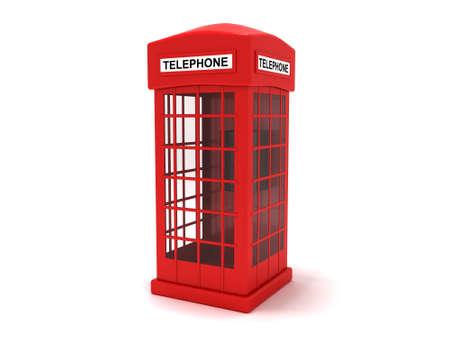 telephone: Telephone booth