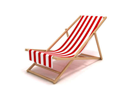 reclining chair: Beach chair