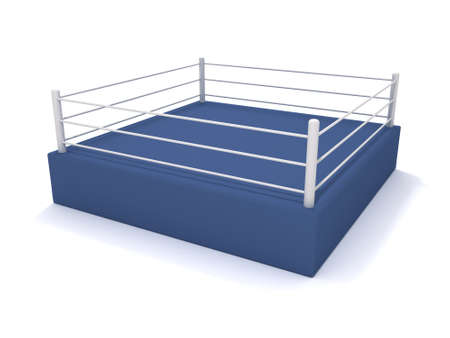 prevailing: Boxing ring
