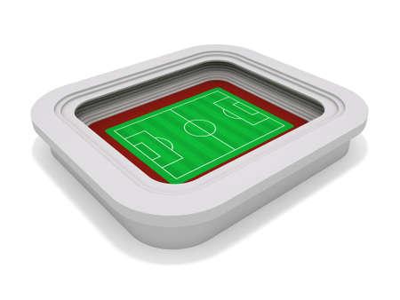 soccer stadium: Football statium