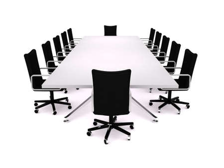 Boardroom Stock Photo - 13370676